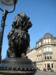 Statue of 'Greyfriars Bobby'